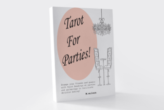 Tarot For Parties! by m.wilson nonfiction